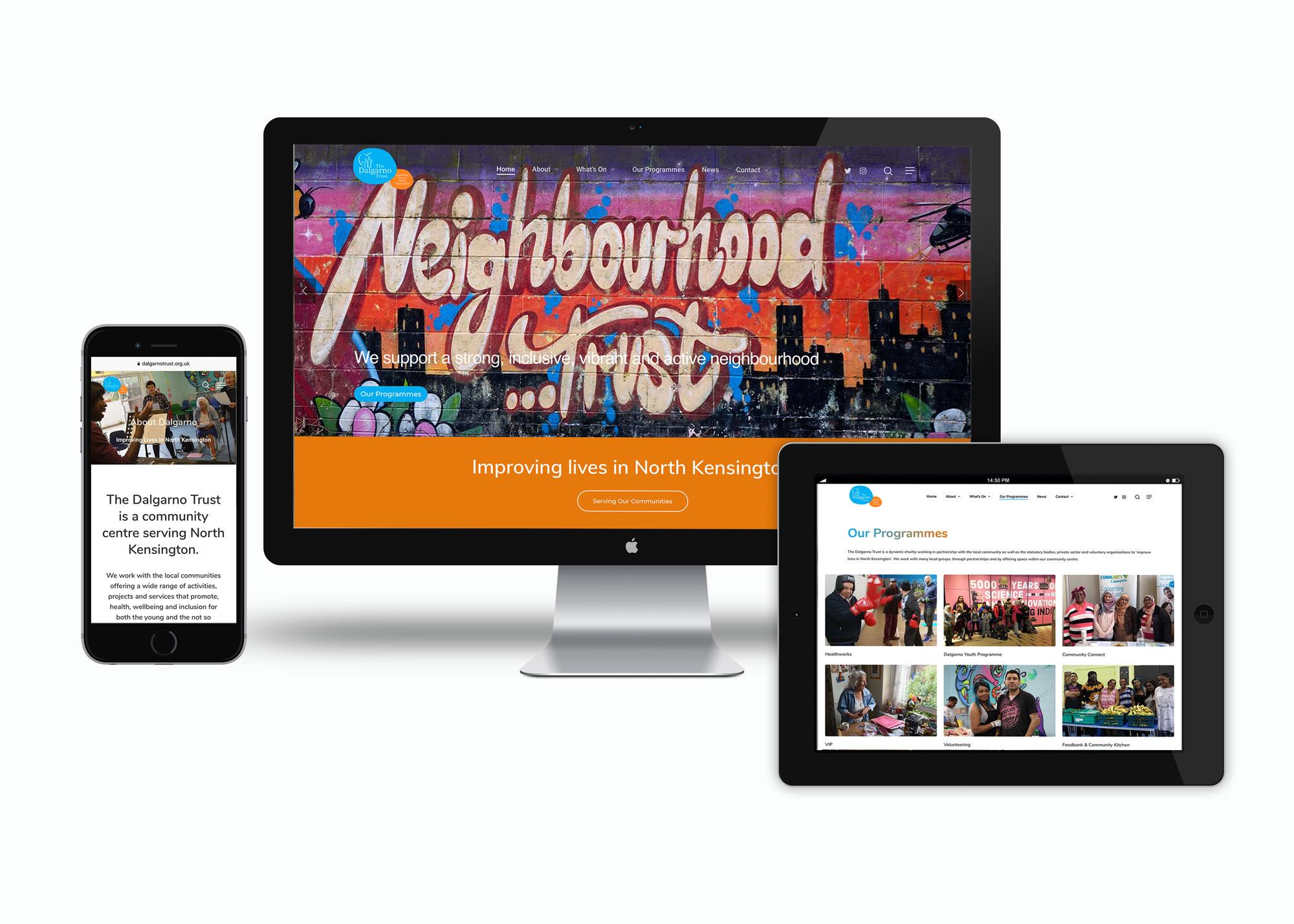 Website Development Services London