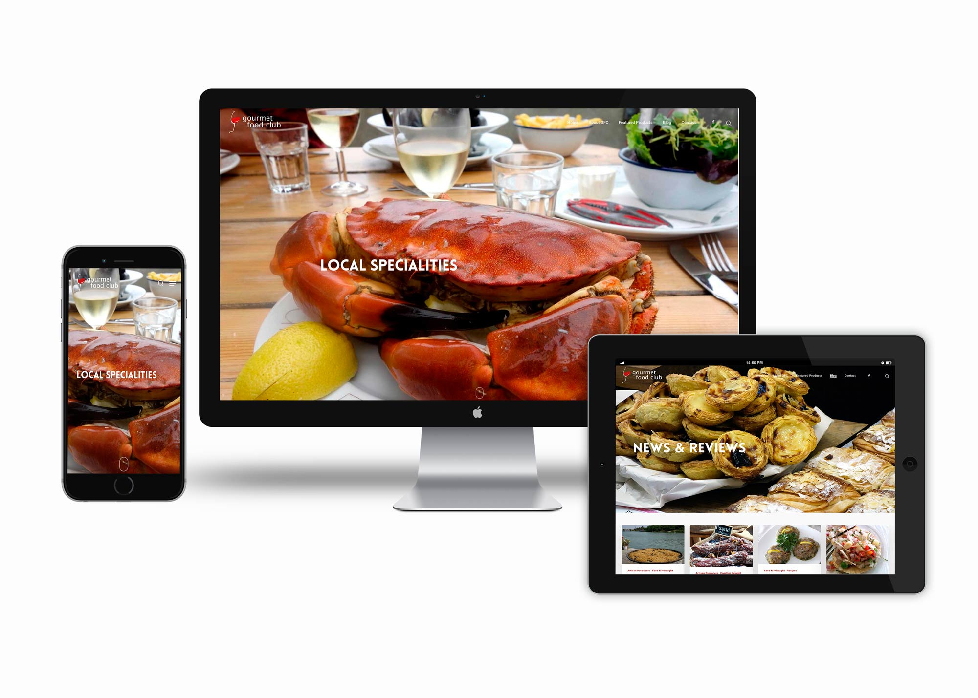 website development and design services