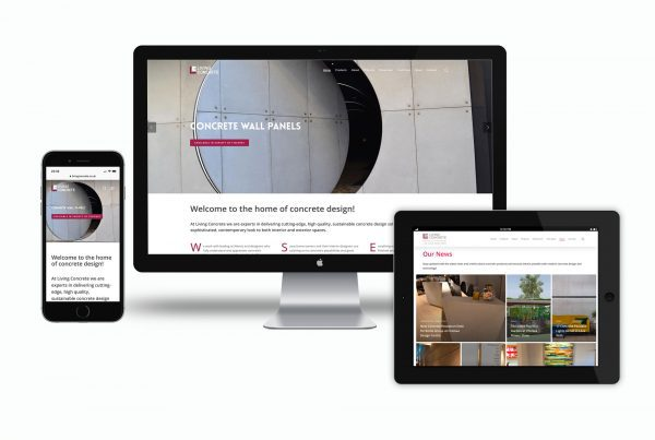 Wordpress website design services london